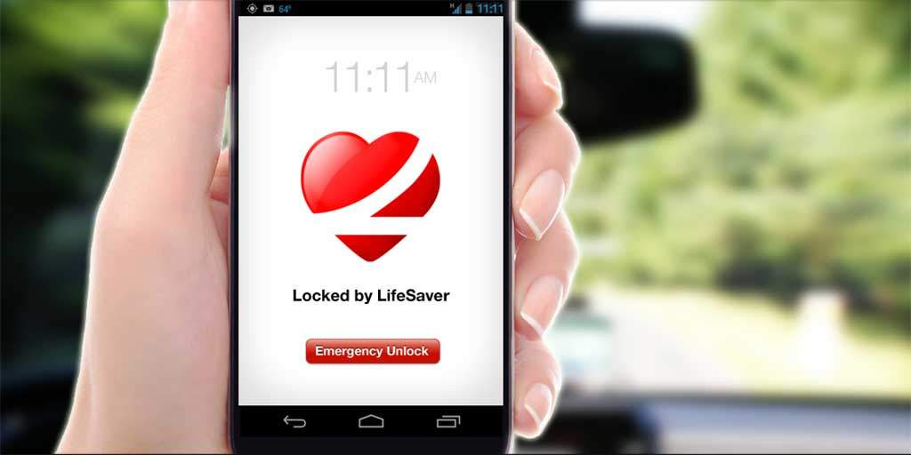 Lifesaver app