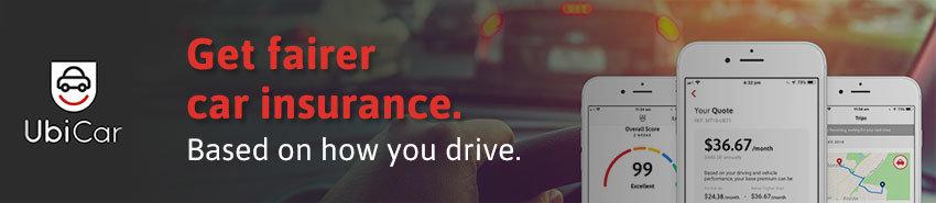 UbiCar insurance