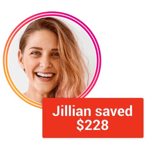 Jillian testimonial